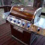 BBQ Grill at Flagstaff Cabin