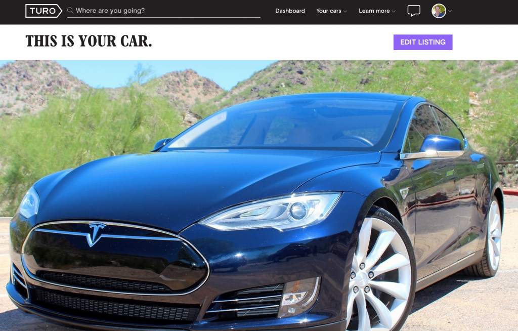 Rent a Tesla for Flagstaff