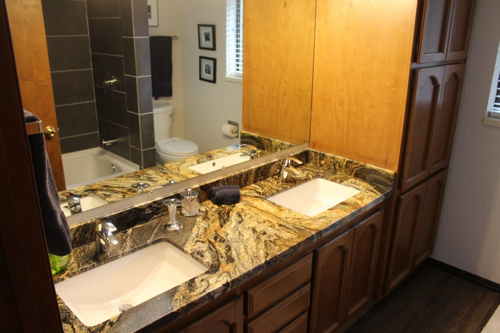 Fully Remodeled Bathrooms