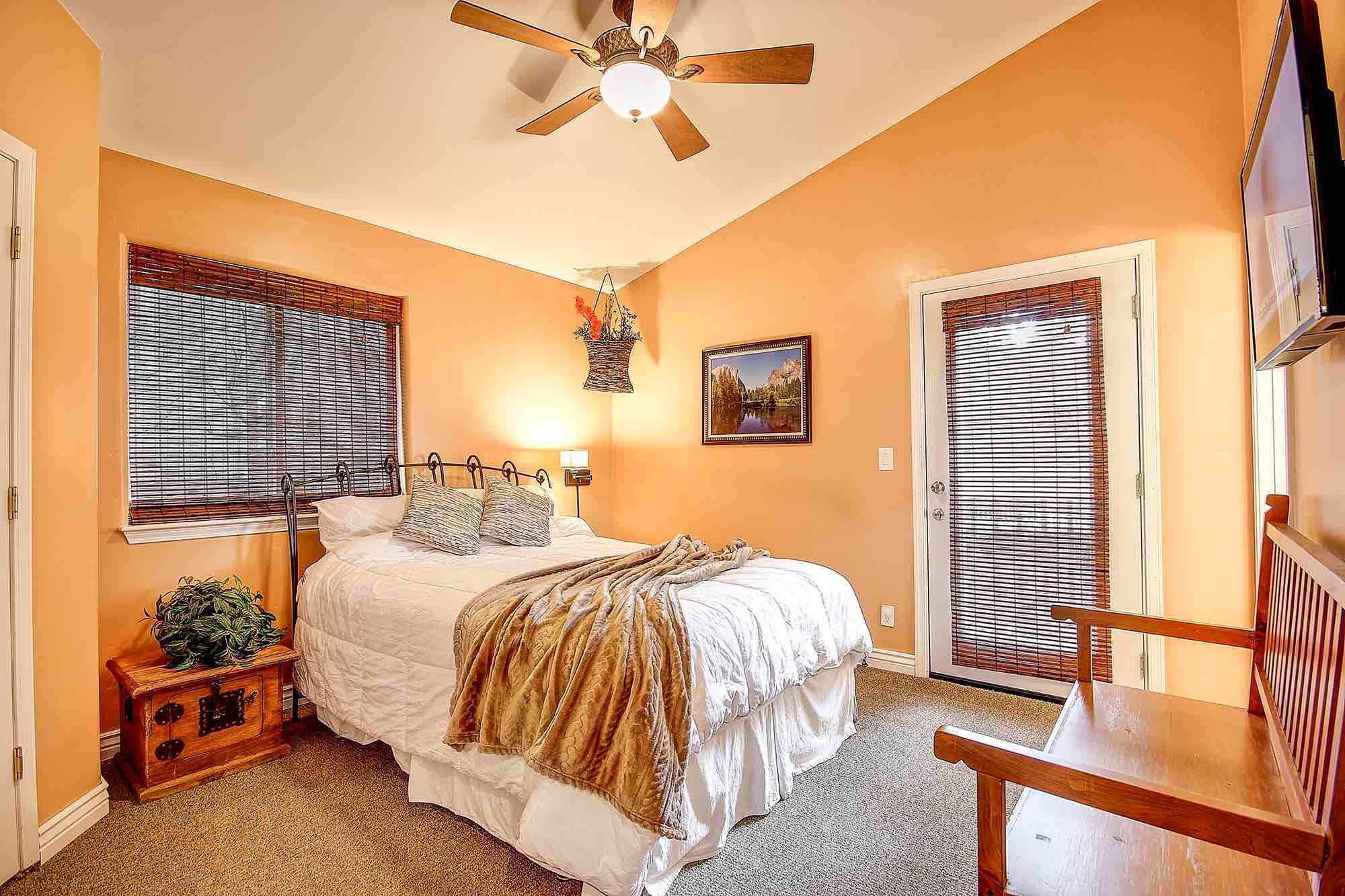 homeaway vacation in rental pines cabin flagstaff your relaxation cabins destination tranquil rentals the