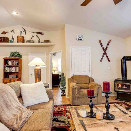 Flagstafff Rental Cabin Cozy