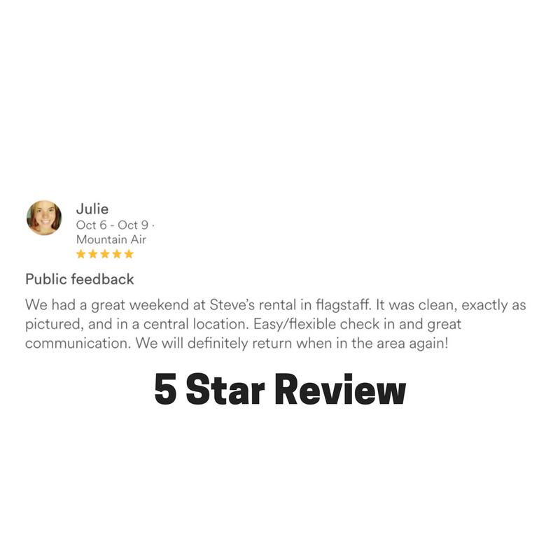 Mountain Air Review Flagstaff Cabin